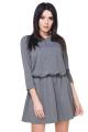 Stilinga pilka suknelė