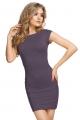 Violetinė suknelė
