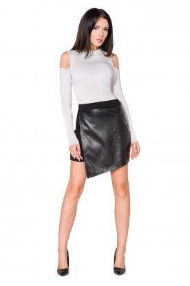 Originalus juodas sijonas