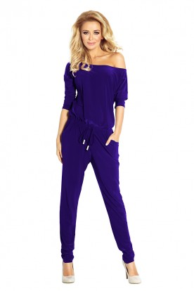 Overall Sporty - blue 81-4