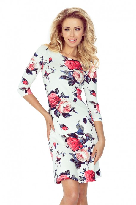 Dress with sleeves 3