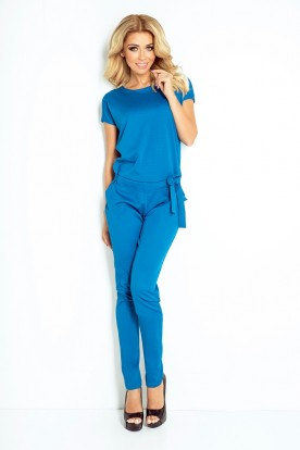 Coverall - Elegant - blue 120-9