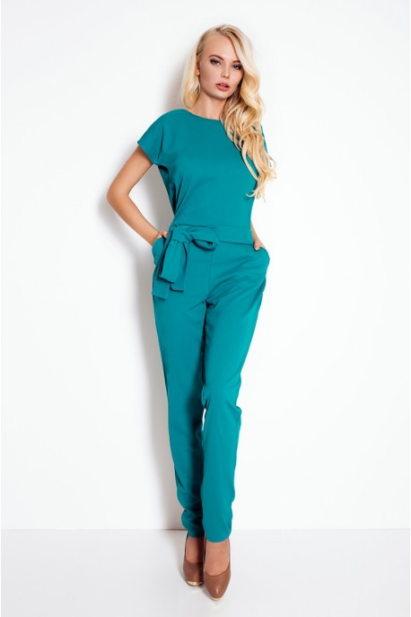Coverall - Elegant - green 70-7A