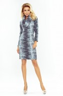 Dress with golf - gray 131-7