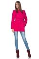 Dailus rožinis paltukas