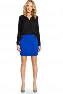 Mėlynos spalvos sijonas