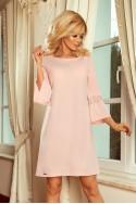 Elegantiška rožinė suknelė