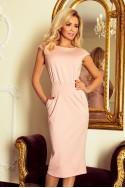 Daili rožinė suknelė