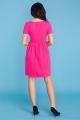Rožinė suknelė moteriai