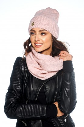 Classic winter set LC119 powder pink
