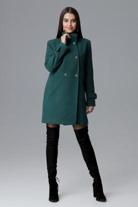 Stilingas juodas paltukas