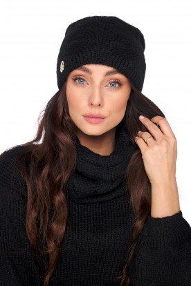 Basic set with wool and mohair LC134 black
