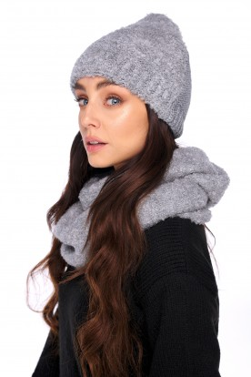Original set with wool and mohair LC136 light grey