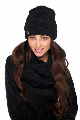 Original set with wool and mohair LC136 black