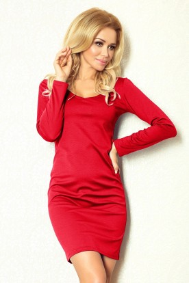 Red dress - SIMPLE 92-3