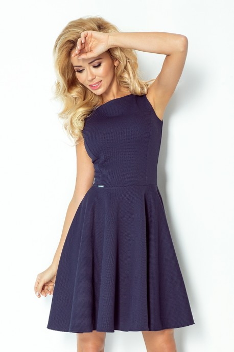 dress - navy blue 98-1