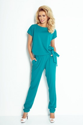 Coverall - Elegant - green 120-5