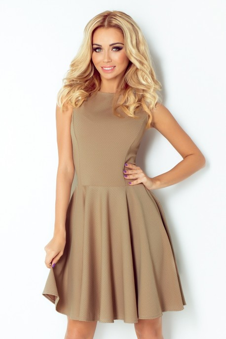 dress - mocca 125-10