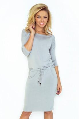 Sporty dress - Gray 13-52